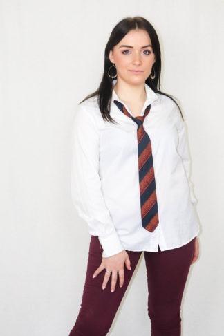 cravate-motif-rosace-bleu-orange-1