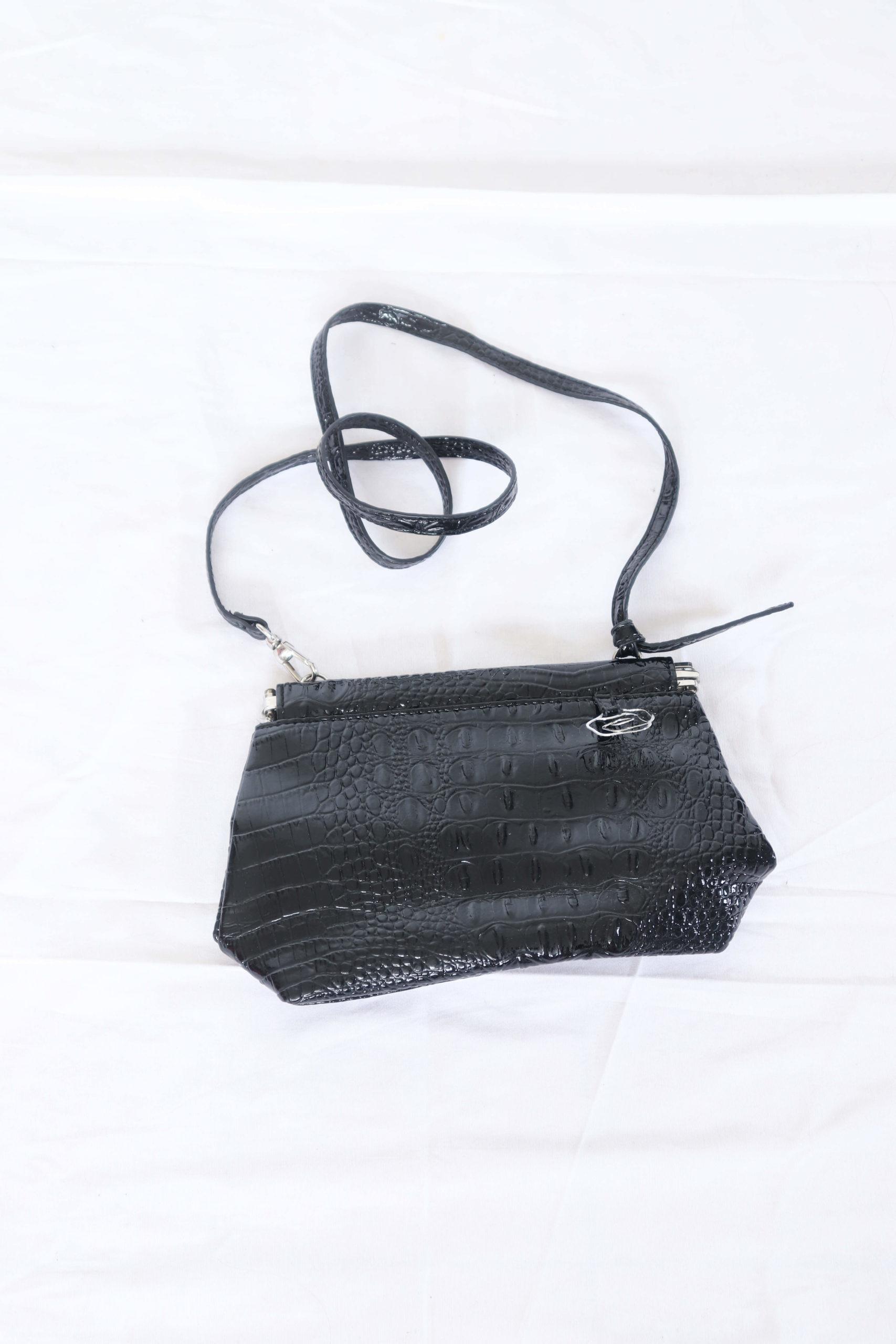 petit sac vintage croco (1)