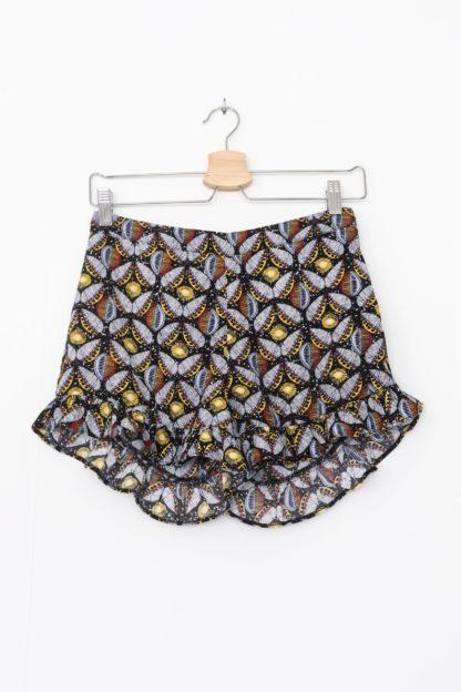 short taille haute motif colore (1)