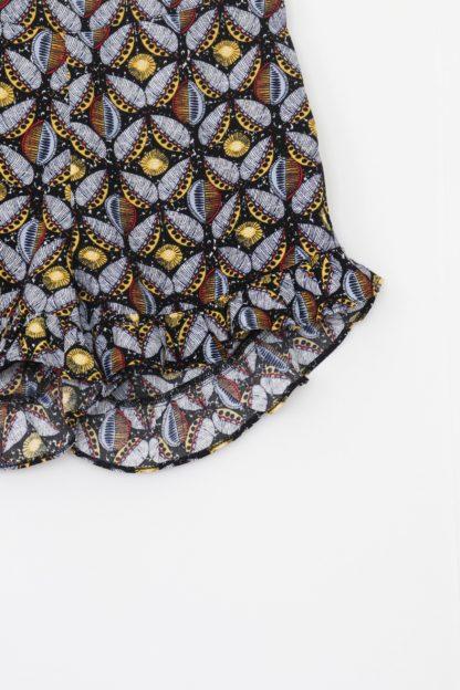 short taille haute motif colore (2)