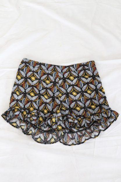 short taille haute motif colore (3)