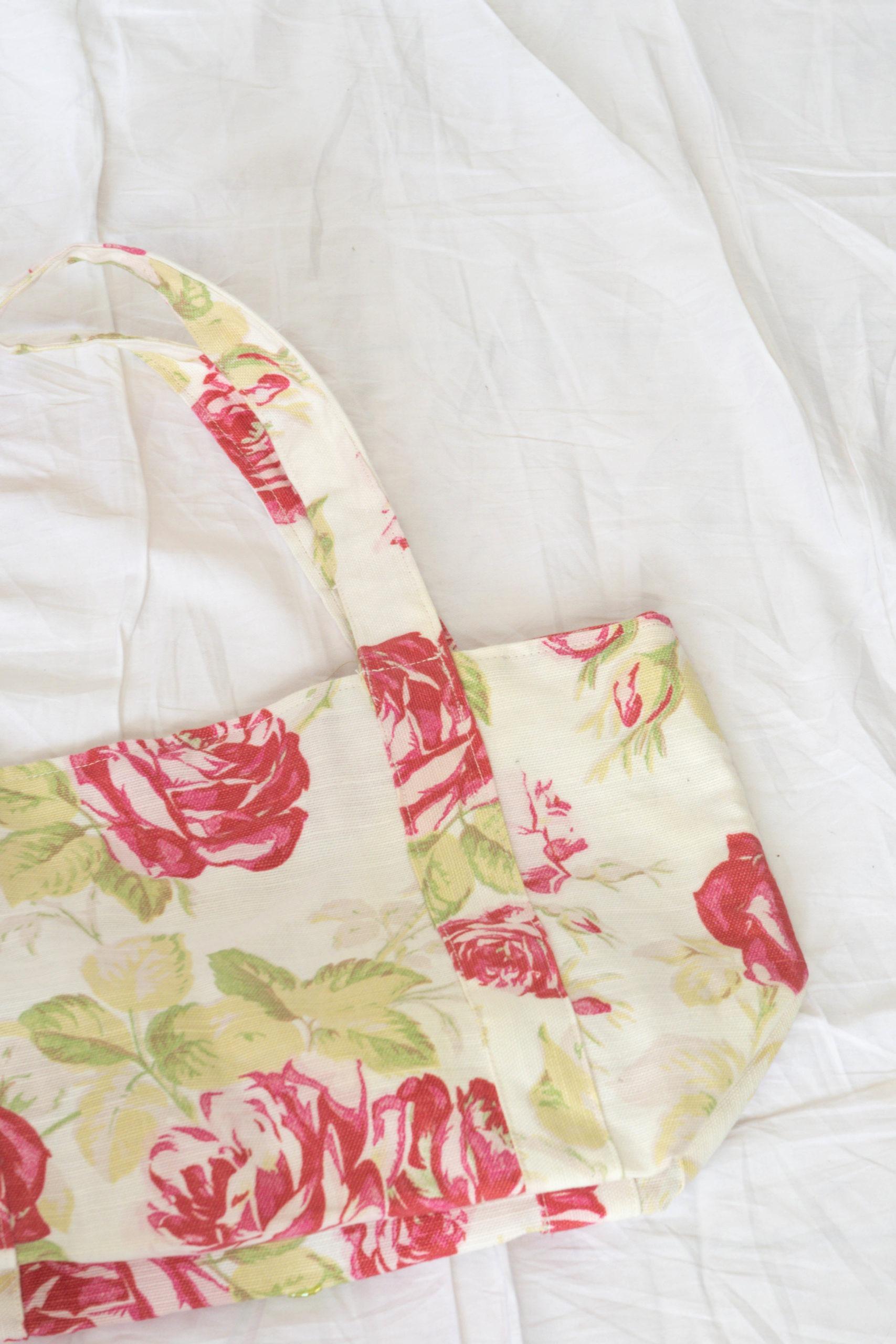 sac fleuri 3