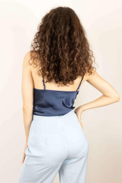 caraco bleu poitrine dentelle (2)