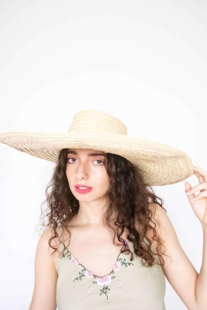 chapeau de paille capeline (1)