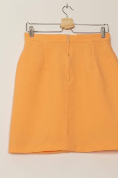 jupe moulante abricot (4)