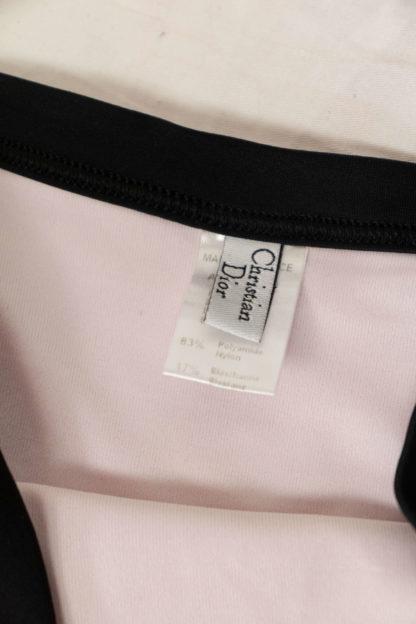 maillot de bain une pièce fushia Christian Dior (4)