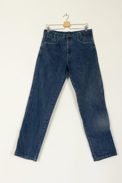 jean brut taille haute slim (2)