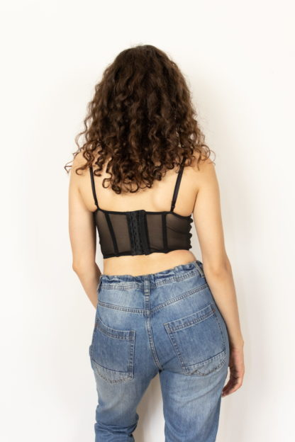 jean slim clair taille haute (2)