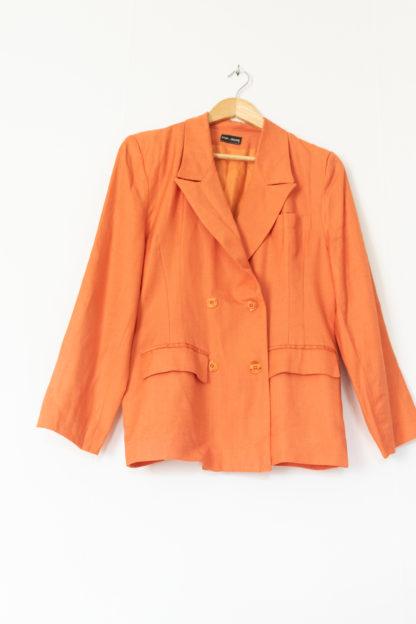 blazer vintage orange (2)