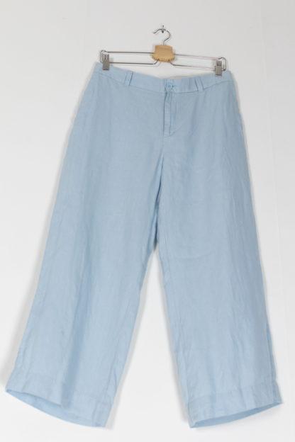 pantalon de costume fluide bleu ciel (1)