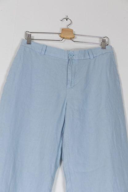 pantalon de costume fluide bleu ciel (3)