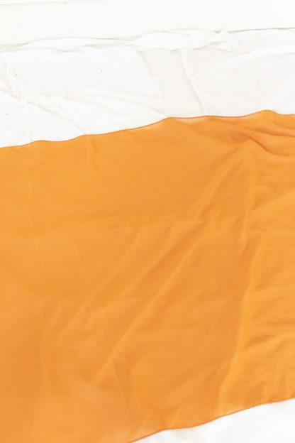 foulard abricot