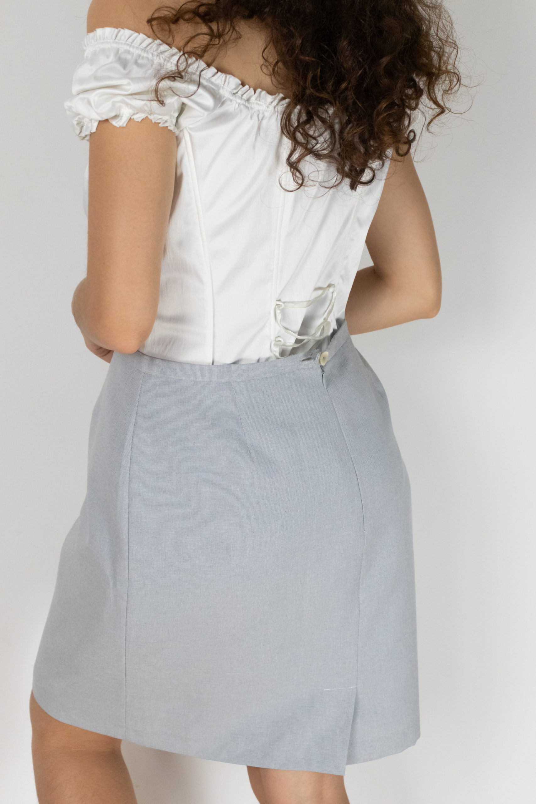 jupe courte bleu pastel (2)