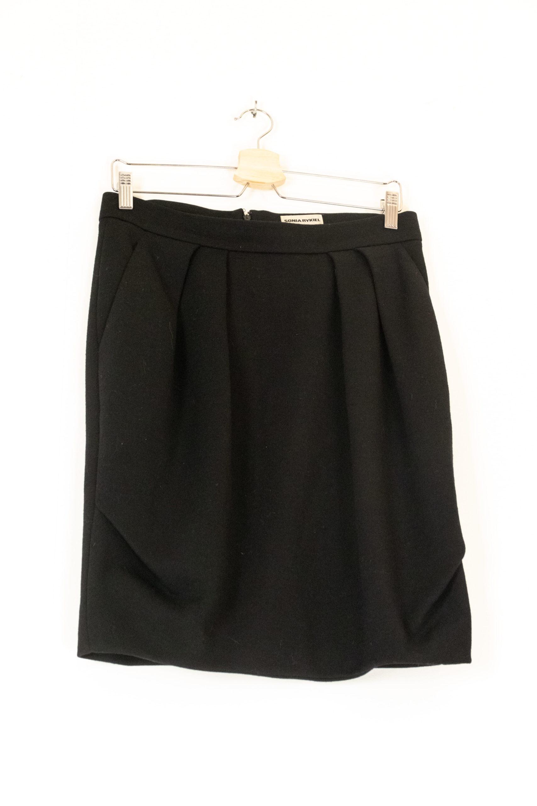 jupe noir sonia rykiel (1)