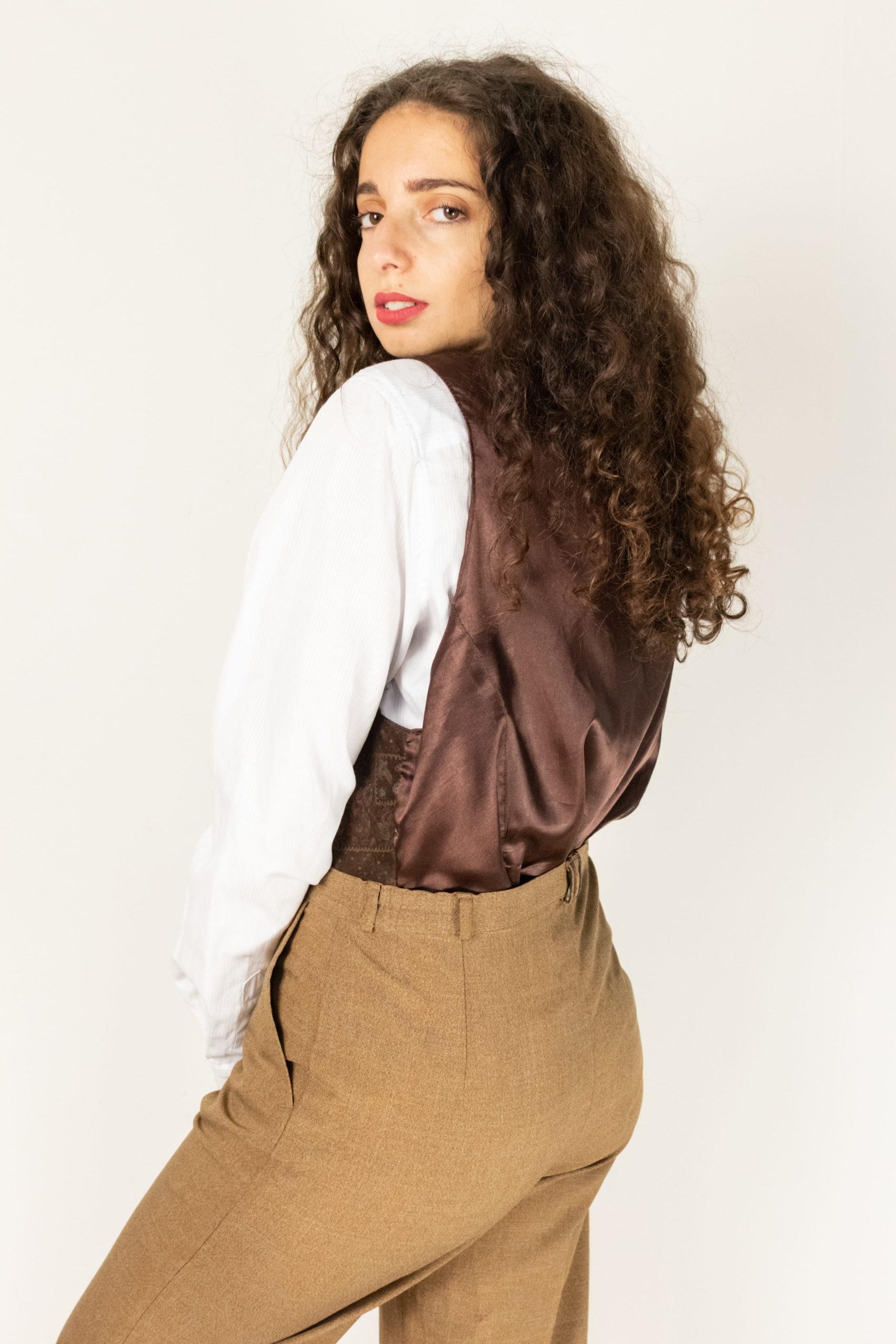 veston en cuir marron (4)