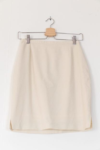 ensemble blazer jupe crème (5)