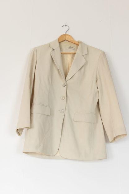 ensemble blazer jupe crème (6)