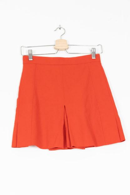jupe plissée rouge (5)