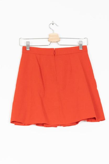 jupe plissée rouge (6)