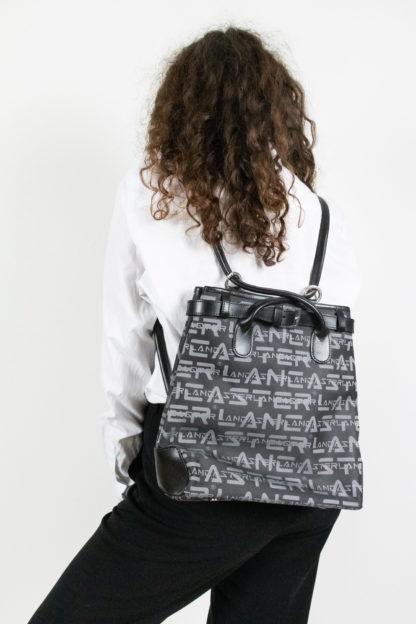 sac à dos Lancaster monogramme (2)