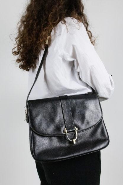 sac pochette Pourchet en cuir (2)