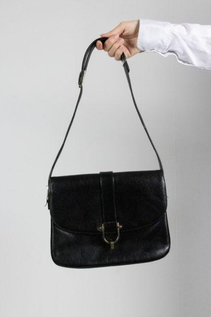 sac pochette Pourchet en cuir (4)