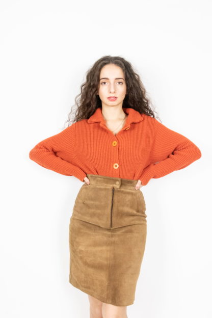 cardigan orange (1)