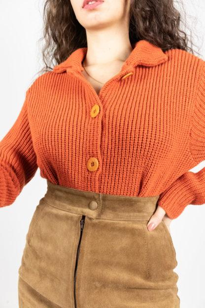 cardigan orange (3)