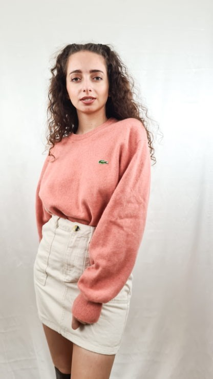 pull rose Lacoste (3)