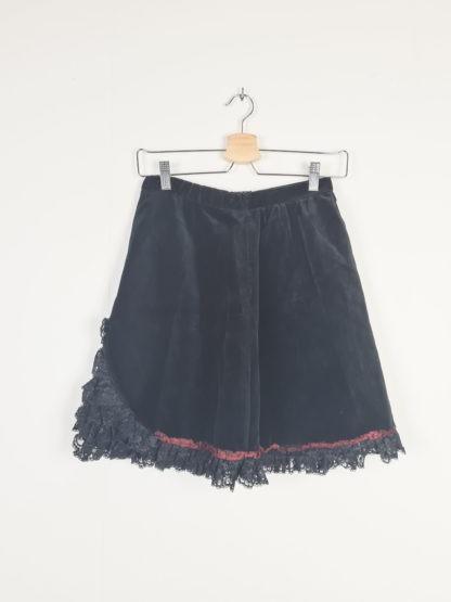 jupe en velours noire (5)