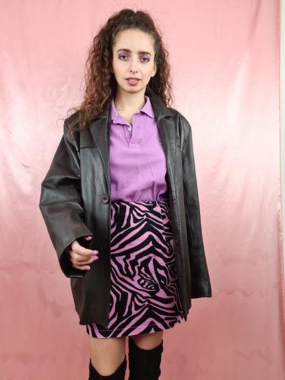 veste en cuir noir (3)