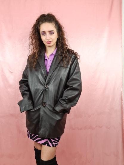 veste en cuir noir (4)