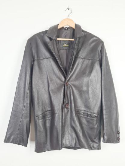 veste en cuir noir (6)