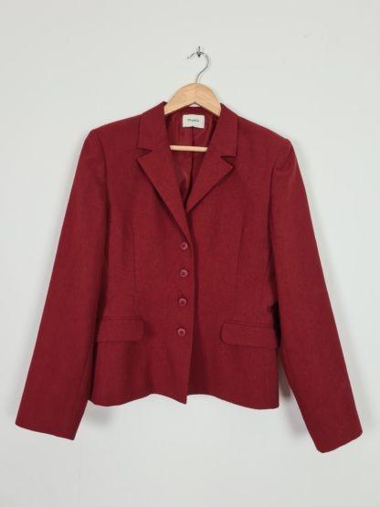 blazer rouge foncé (8)