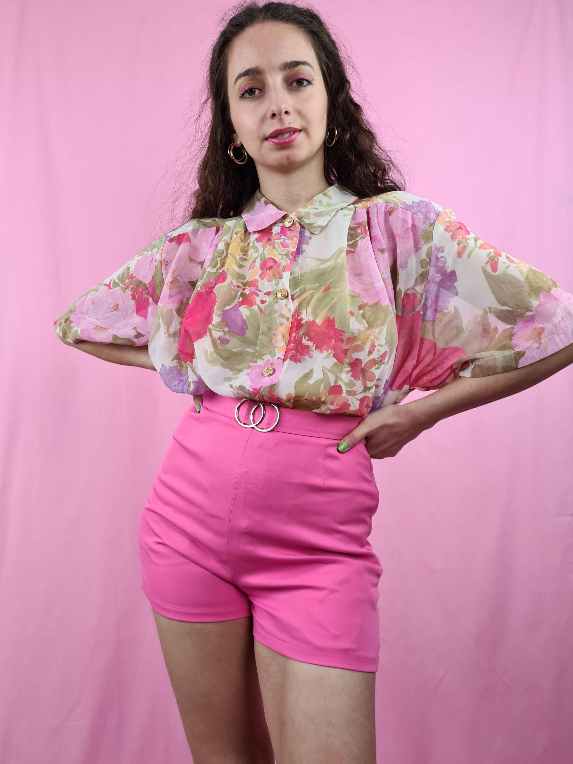 chemise fleurie transparente (3)