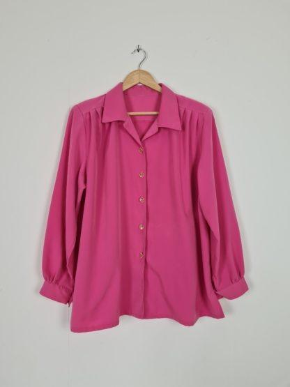 chemise fushia manches longues (5)