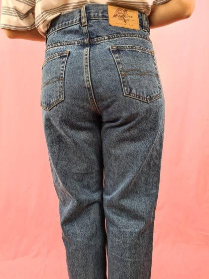 jean droit bleu Basic Concept (4)