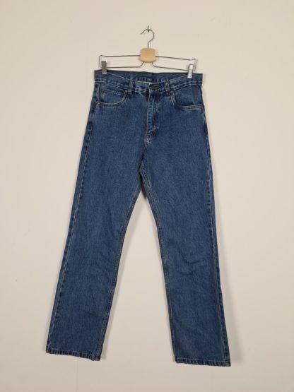 jean droit bleu Basic Concept (5)
