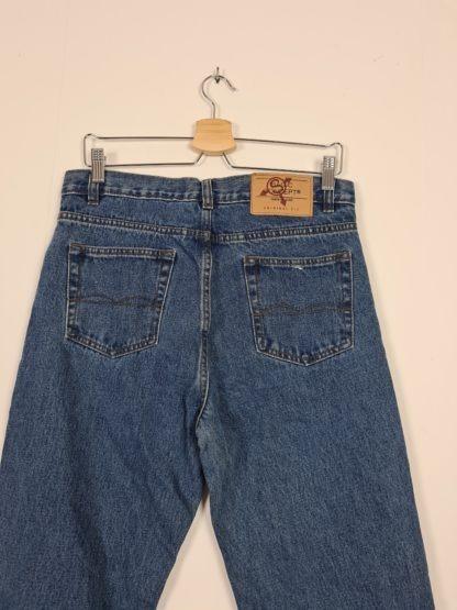 jean droit bleu Basic Concept (6)