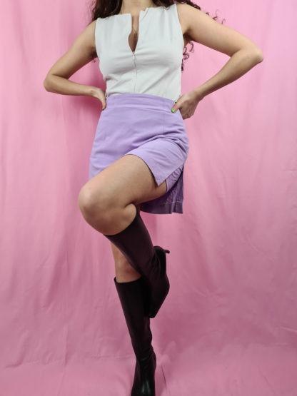 jupe short lilas (1)