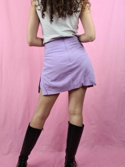 jupe short lilas (3)