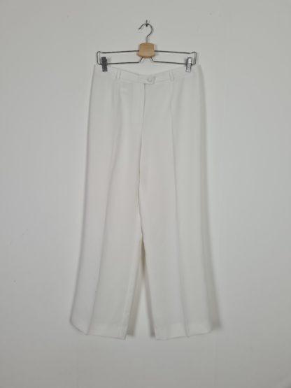 pantalon à pince blanc (5)