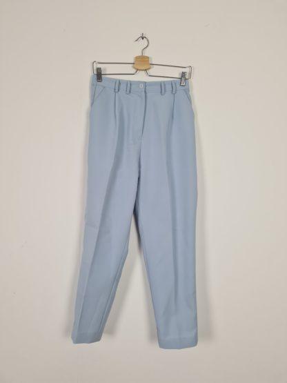 pantalon à pince bleu pastel (2)