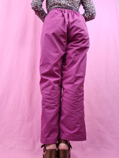 pantalon large mauve (3)
