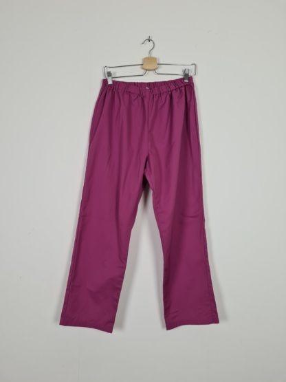 pantalon large mauve (5)