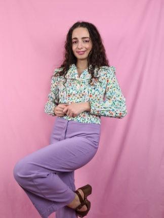 pantalon lilas patte d'eph 2000 (1)