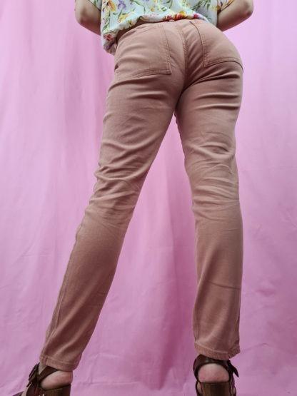 pantalon slim orange pastel (3)