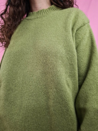 pull col montant vert anis (6)