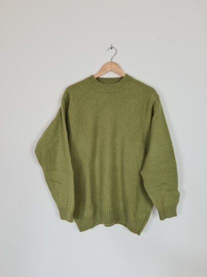 pull col montant vert anis (7)