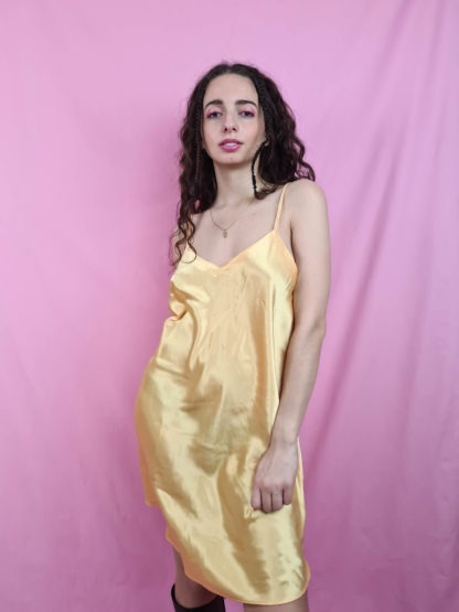robe nuisette jaune (5)